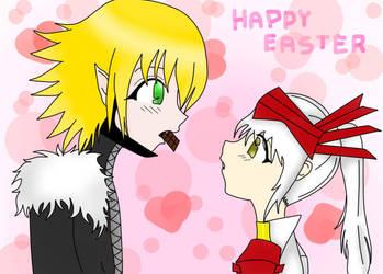 Easter by Manta-Kurai