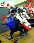 Gundam gelo series : On a date by Bayou-Kun