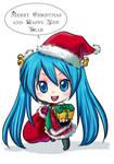 Vocaloid - Merry Christmas by Bayou-Kun