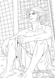 Commission : Kenta by Bayou-Kun