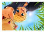 ++Naruto : Stray Cat++ by Bayou-Kun