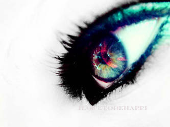 Eye of the beholder 2 by iLoveToBeHappi