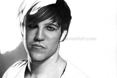 Pete Wentz - WIP2 by Cataclysm-X