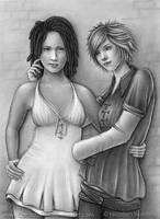 Jinwali and Wren by Cataclysm-X