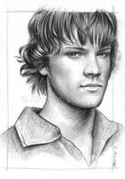 Sam Winchester revised by Cataclysm-X