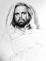 Winter Soldier - WIP 1 by Cataclysm-X