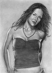 Evangeline Lilly by Cataclysm-X