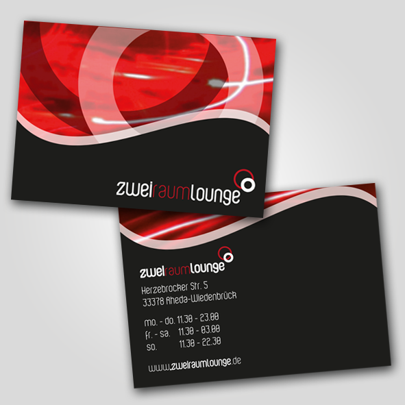 Lounge Business Card By Curtismack On Deviantart