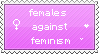 i don't need 3rd wave feminism by itsMYopinion