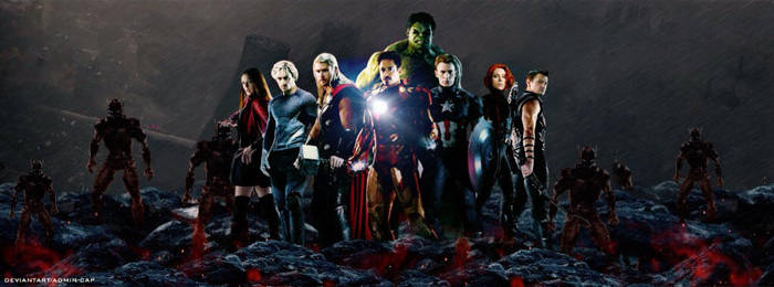Avengers AOU Facebook Cover by Admin-Cap