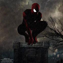 Sensational Spider-Man Fan-Mde by Admin-Cap
