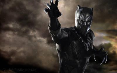 Black Panther Wallpaper by Admin-Cap