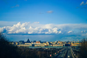 Moscow view by visualprox