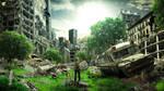 I Am Legend by FantasyArt0102