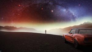 Starry Night by FantasyArt0102
