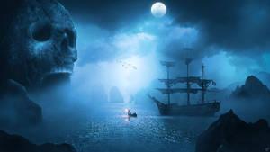 Skull Island by FantasyArt0102