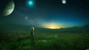 Field of Dreams by FantasyArt0102