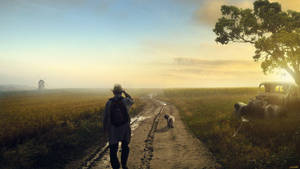 The Old Road by FantasyArt0102