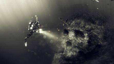 The Skull by FantasyArt0102