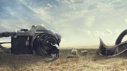 Old Camera by FantasyArt0102