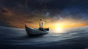 Fisherman by FantasyArt0102