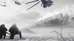 Forced landing by FantasyArt0102