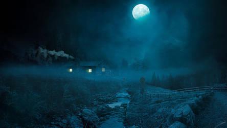 Old House by FantasyArt0102