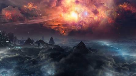 Planet by FantasyArt0102