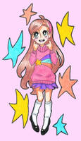 mabel pines by PastelPyre