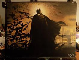 Batman by pheebs995