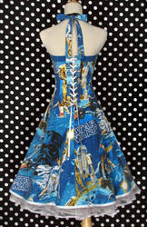 Star Wars A New Hope Dress 2 by TheVintageDoctor