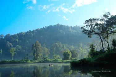 Situ Gunung by kiekie21