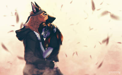 Won't Let Go by Serphire