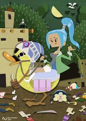 Strawhat EXTRA: Princess by Banondorf