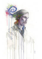 Rust Cohle by guillembe
