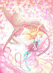 Flower Dancing by linnil