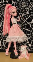 Sweetheart monster high custom doll by rainbow1977