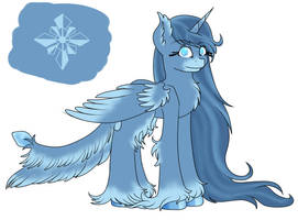 Princess Permafrost Adoptable by Wildnature03