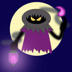 Ghoulish Graveyard Guest by DullBones