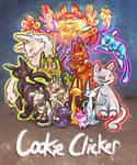 Cookie kittens by Orteil