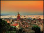 Saint-Tropez by kuma-x