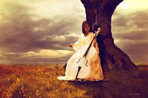 La violoniste by FreezyDavySmokey