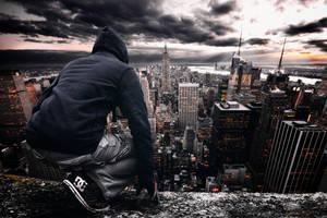 Boy In The City by FreezyDavySmokey