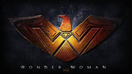 Wonder Woman by FreezyDavySmokey