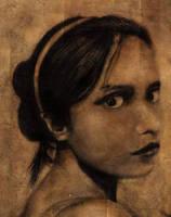 portrait by ruN-aliaN