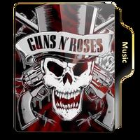 Guns'n'Roses by lewamora4ok