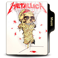 Metallica by lewamora4ok