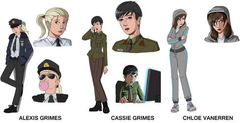 Intel-Characters by McBound