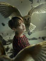 jjk - owl by llyaas