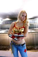 Wonder Girl 2 by AlisaKiss